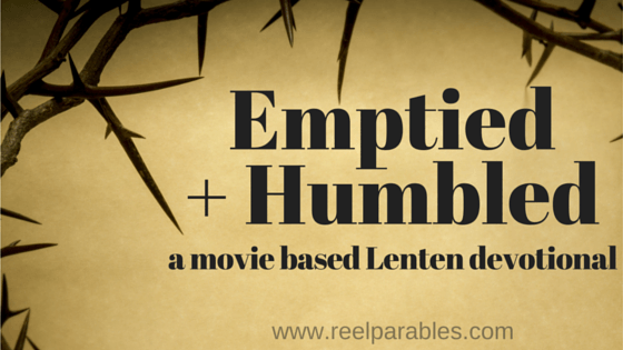 Emptied and Humbled: A Movie-Based Lenten Devotional Through popular family movies such as Spiderman, Guardians of the Galaxy, and Finding Nemo, this devotional helps develop a deeper understanding of how Jesus emptied and humbled Himself (Phil. 2) for us. It is an excellent resource (one of many!) available at your fingertips through the click of your mouse. I highly recommend this resource to use with your kids this Lenten season - or even solo.