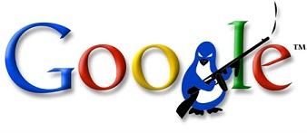 google pinguino