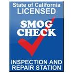 Smog Inspect Repair