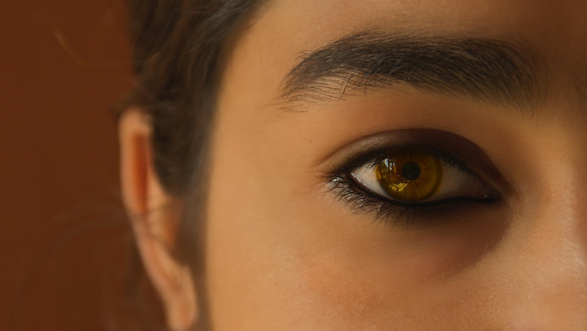 Kashmiri Girl With Pretty Eyes