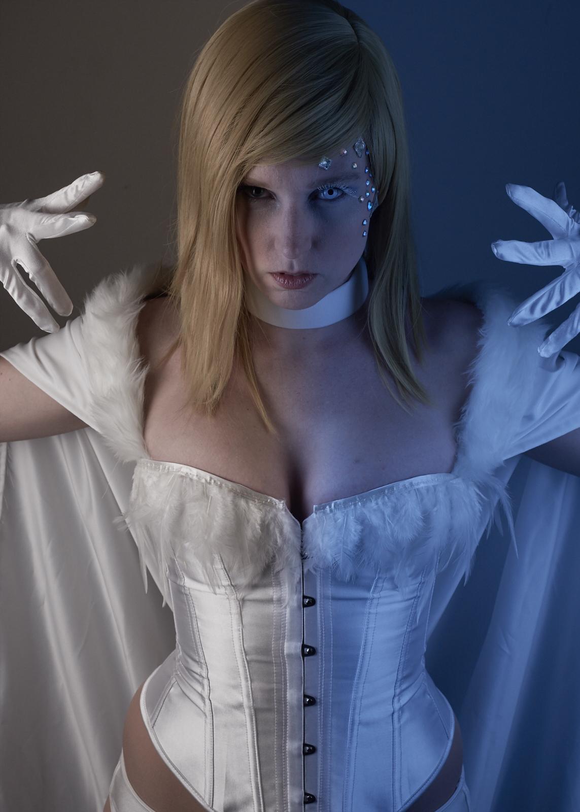 Presenting Mandi as Emma Frost