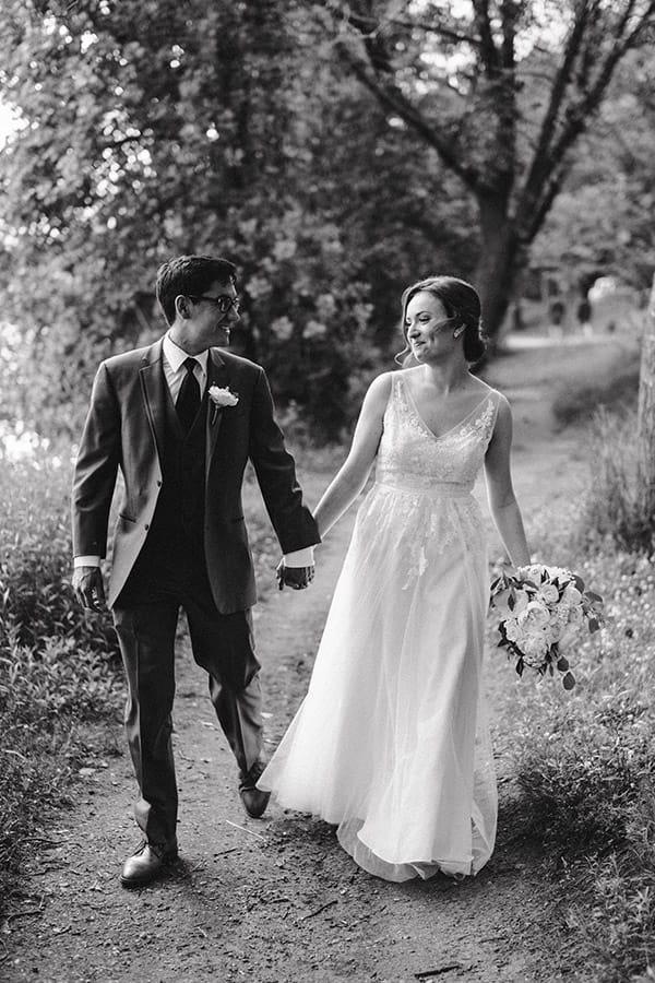 Lake Harriet Wedding Photographer