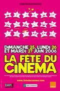 La Fête du Cinéma 2006