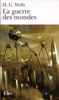 La guerre des mondes par H.G. Wells