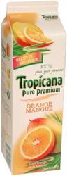 Tropicana Pure Premium Orange-Mangue