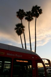 The Bus to Santa Monica