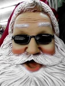 shades santa