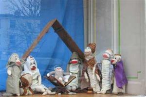 sock-monkey-nativity