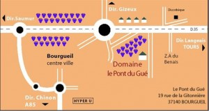 Eric Ploquin - Vin Bourgueil