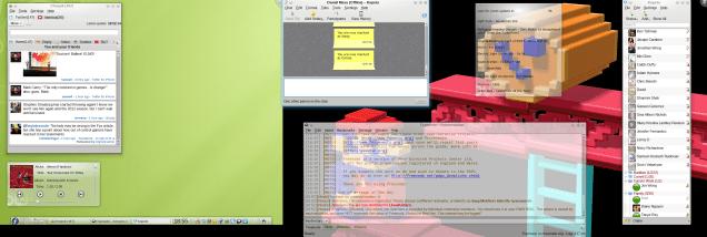 desktop 2 - kde 4.5 - 10Feb2011