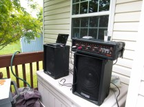 Memorial Day Sound System