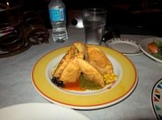 Dinner - empanadas