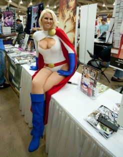 AZ Power Girl