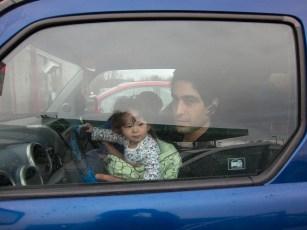 Scarlett Driving Home