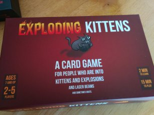 Exploding Kittens 009