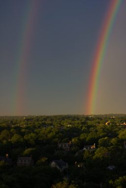 Double Rainbows!