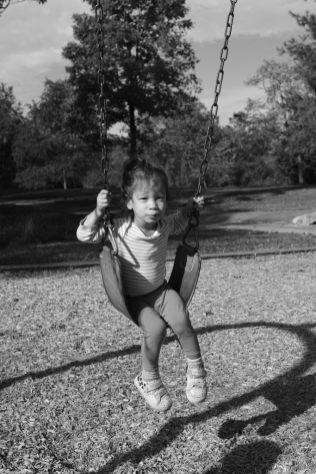 Stella swinging