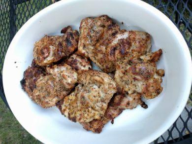 Chicken Scratch Rub Chicken