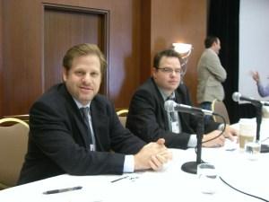 Eric Schwartzman with Jay Baer