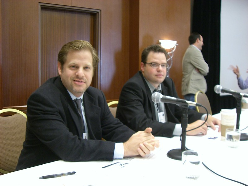 Worldcom panel appearance with New York Times Best Selling Author Jay Baer.