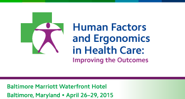 2015 Symposium on Human Factors and Ergonomics in Health Care