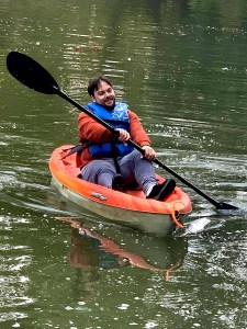 Kayaking Is Not Like Canoeing