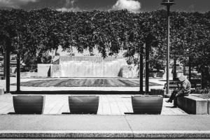 Street Photography At The Belvedere