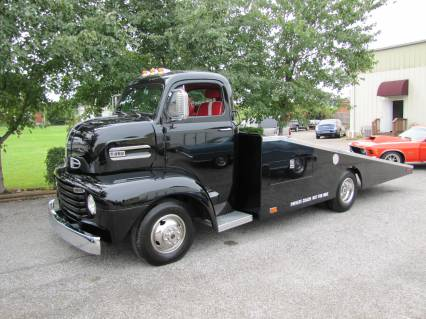 1948 FORD COE CAR HAULER SOLD SOLD SOLD