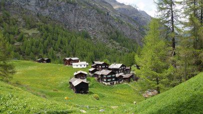 Village near Furi
