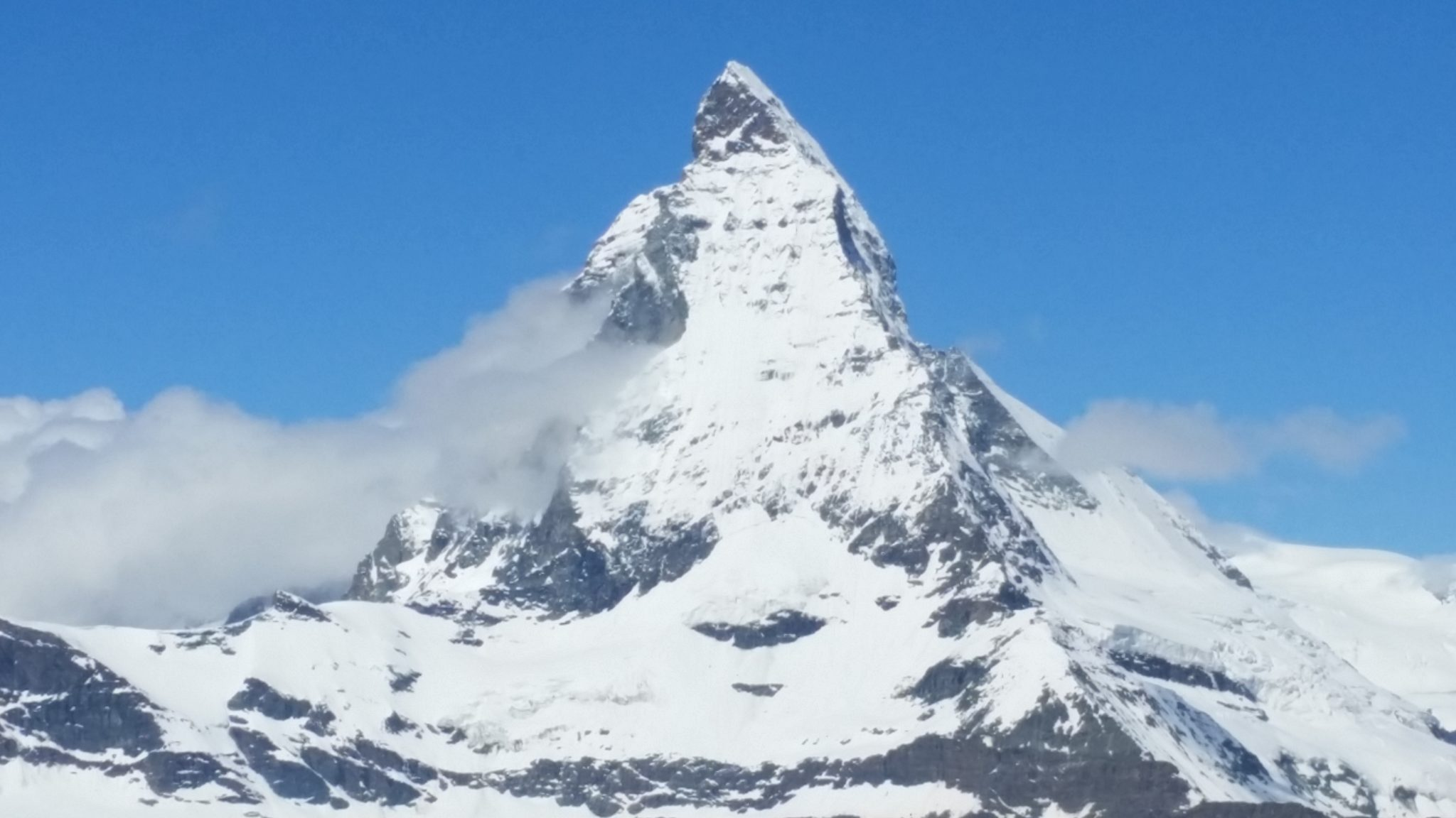 Visiting The Matterhorn, Zermatt, Switzerland in Summer