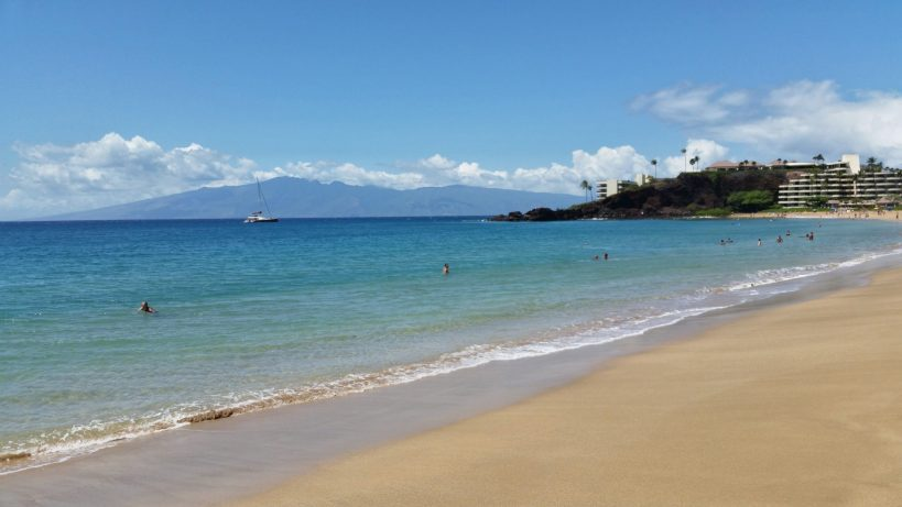 Ka'anapali Beach & Black Rock