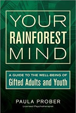 your rainforest mind book cover - paula prober