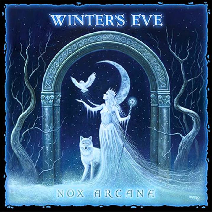 Winter's Eve music Album Cover