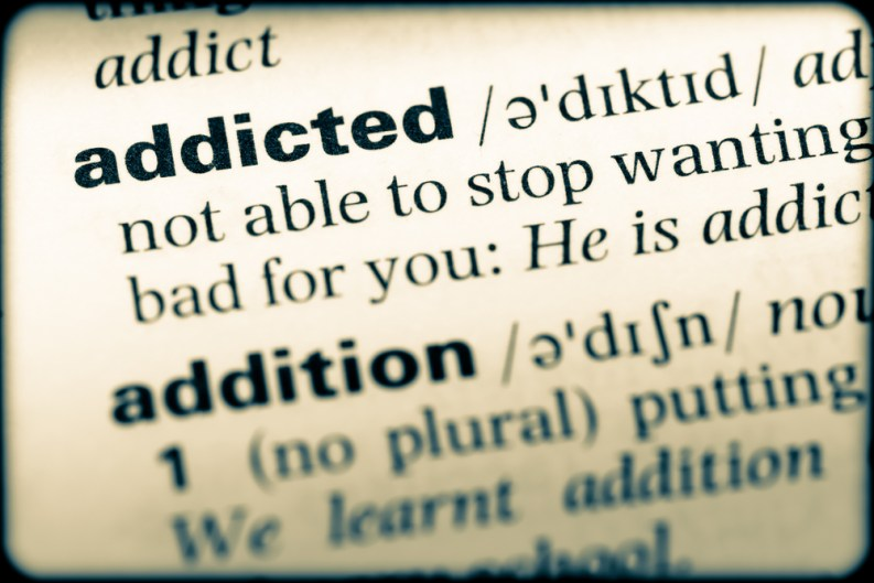 Addiction Definition Image