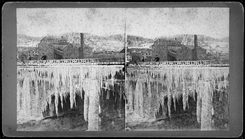 Aqueduct System Esopus New York