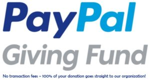 PayPal Giving Fund for Erie Historical Society