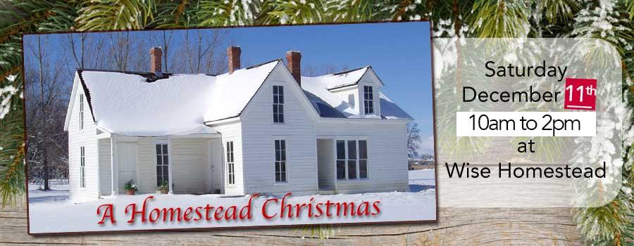 A Homestead Christmas 2021