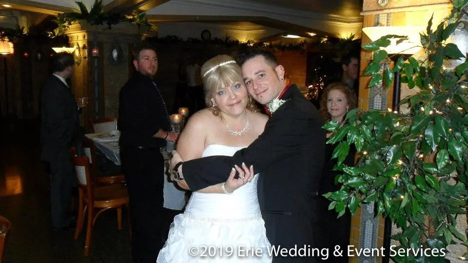 New Year's Eve Wedding, Married at Midnight