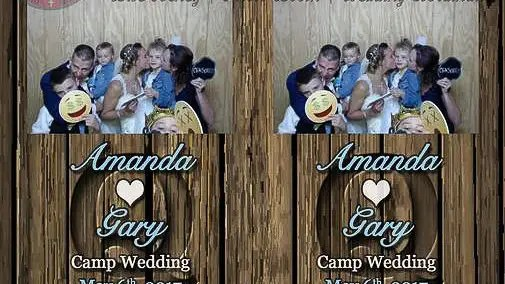 Wedding Photo Booth in Mercer, PA