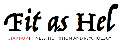 Fit as Hel START-UP fitness, nutrition and psycholgy