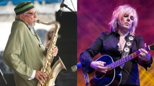 Charles Lloyd and Lucinda Williams