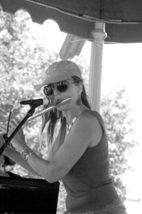 erika may performs with the MudCats at the Silver City Blues Fest