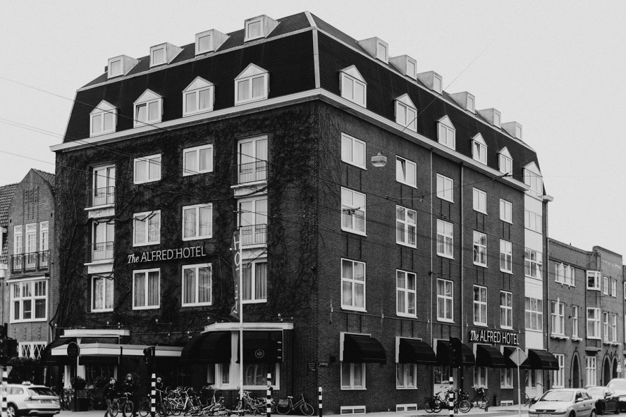 The Alfred Hotel in Amsterdam