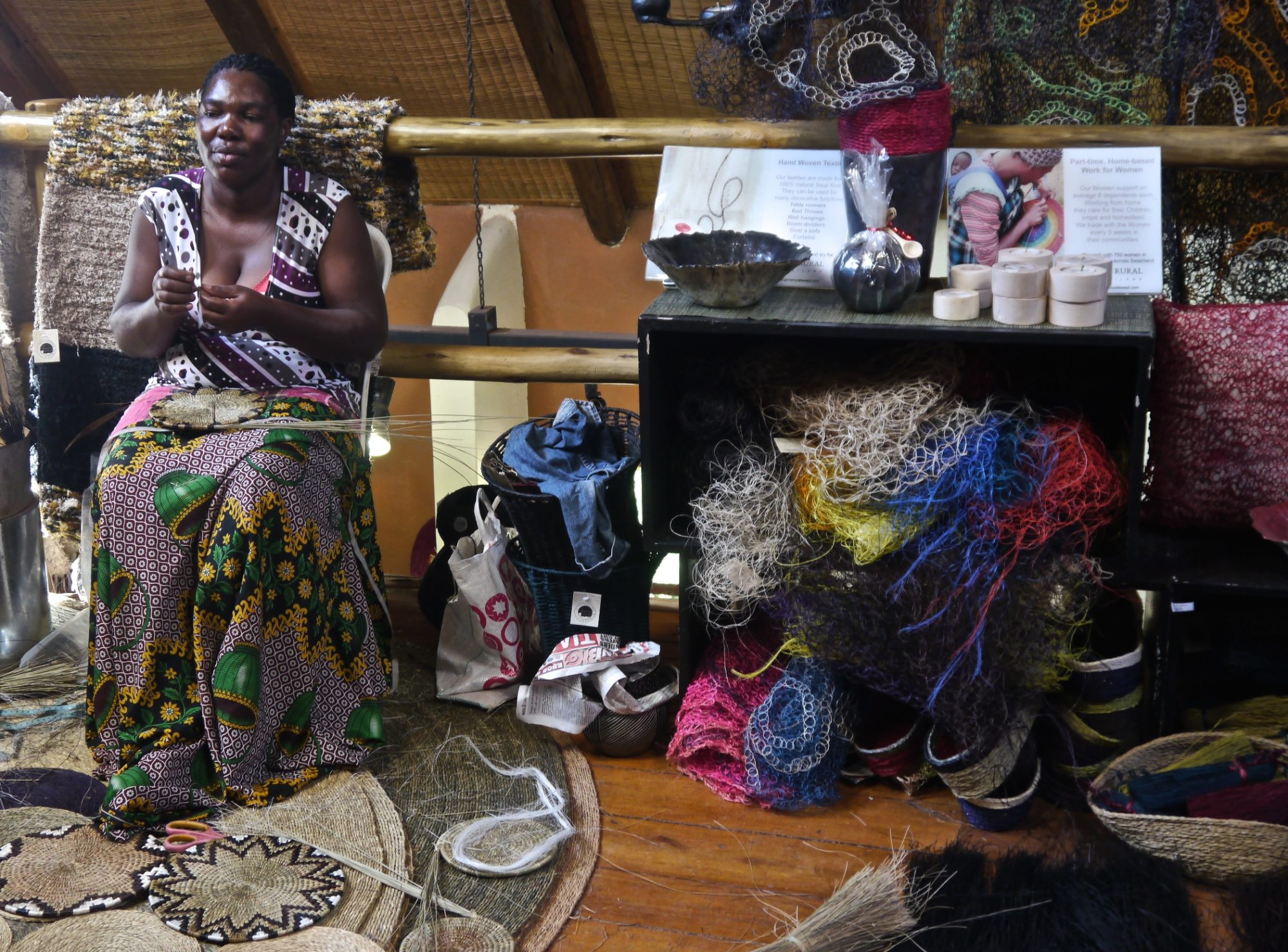 Swaziland Arts And Crafts In The Ezulwini Valley Erika S Travels