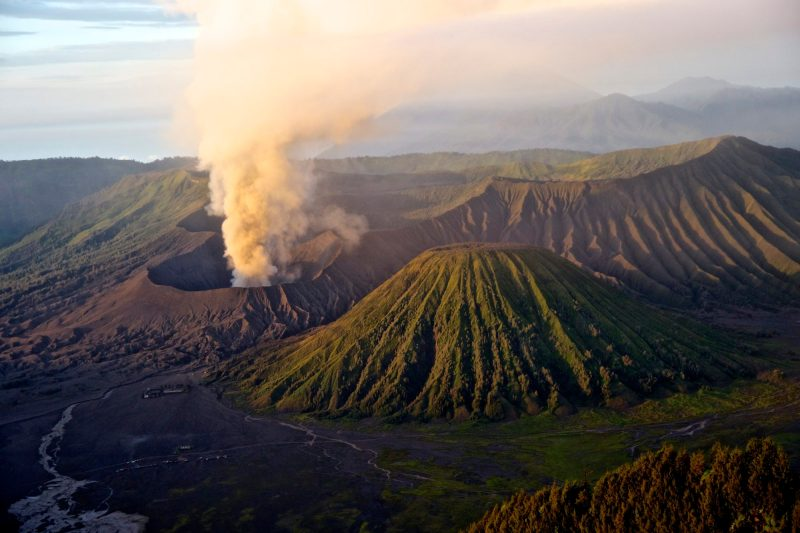 Mt Bromo Volcano at Sunrise, Mt Bromo Sunrise Tour