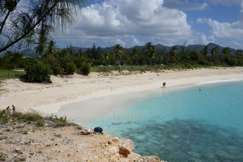 Mullet Bay Beach, St Maarten