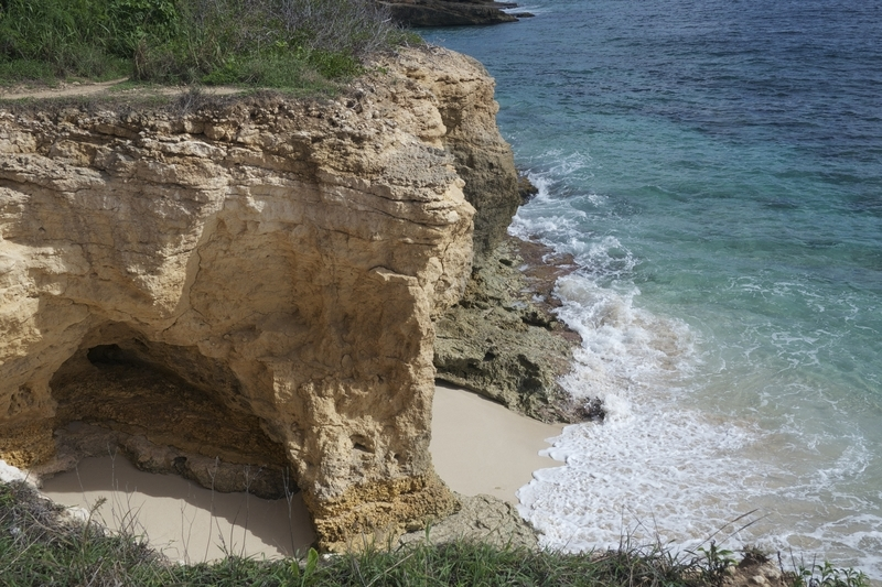 Cupecoy Beach, St Maarten