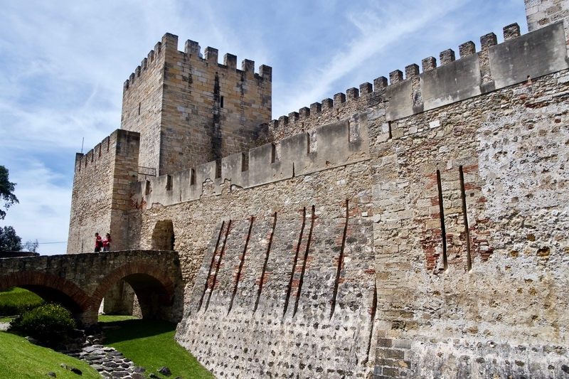 Sao Jorge Castle Archaeological Site, Lisbon