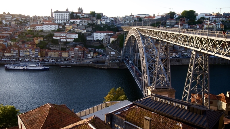Porto and the Douro River Valley