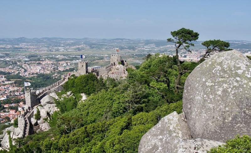 Castle of Moors Sintra